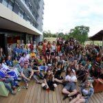María Cristina Zaldumbide alumna de intercambio en Australia