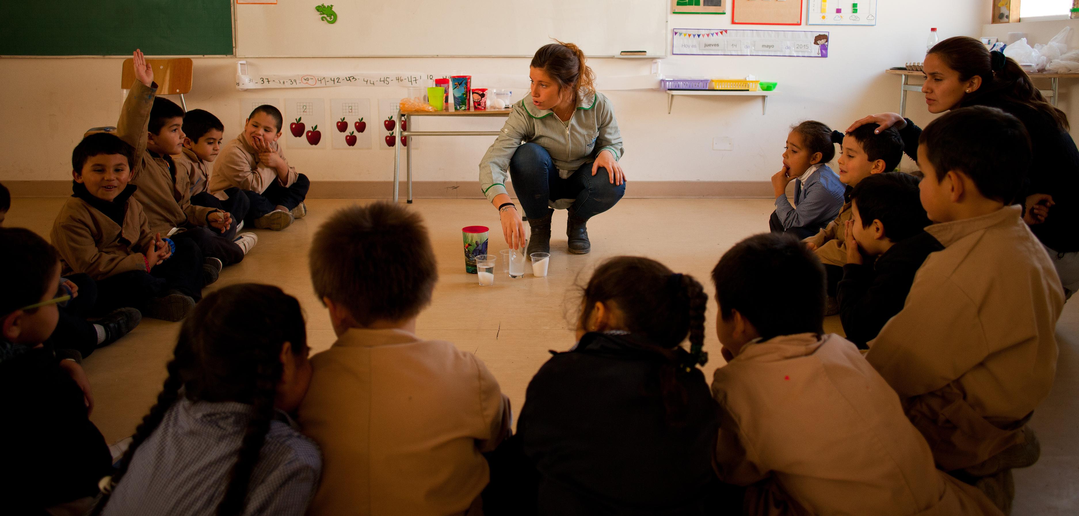 Udd: Carrera De Pedagogía En Educación De Párvulos I Admisión
