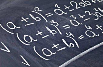 Sabías que... hablar de álgebra en la escuela va más allá del uso de letras y símbolos
